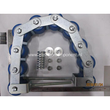 HANDRAIL PRESSURE ROLLER CHAIN ASSY for OTIS Escalators